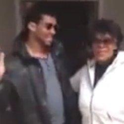 Russell Wilson Dances With His Grandma, The Perfect Date For White House Correspondents' Dinner