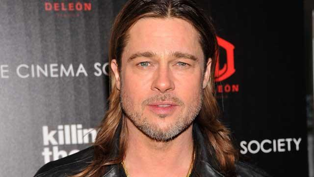 Brad Pitt Hints He's Coming to China