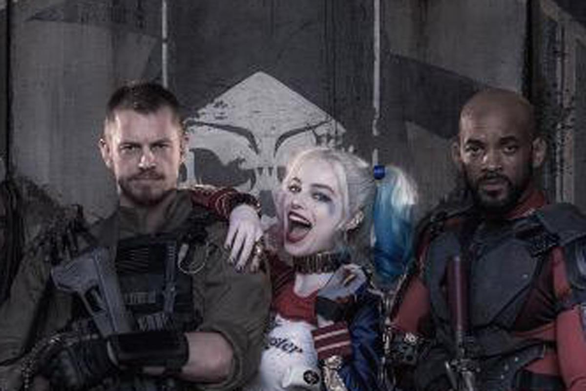 First 'Suicide Squad' group photo drops, continues to tear the Gotham fandom in half