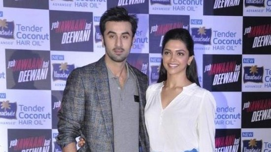 Ranbir And Deepika Pulling Each Others Leg