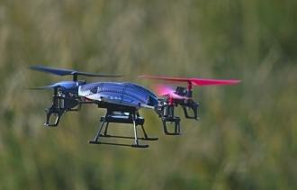 Drone Maker Lands $60 Million From Intel