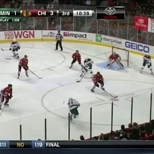 Antti Raanta Save on Charlie Coyle (01:24/3rd)