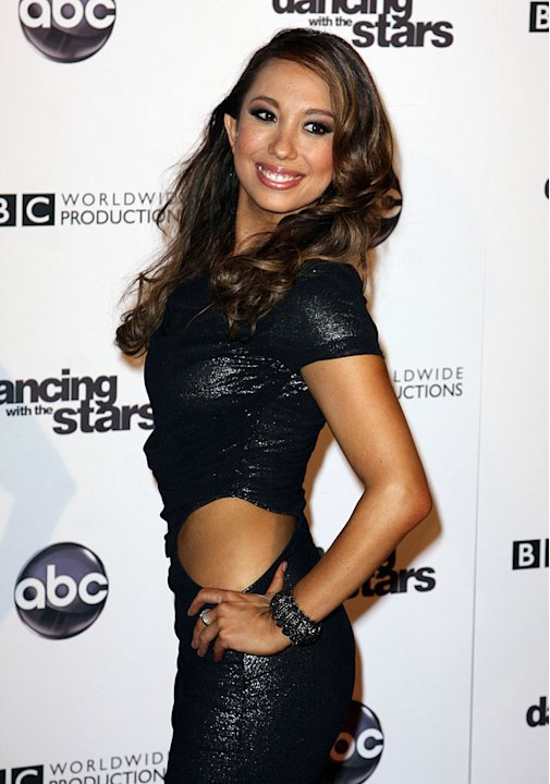 Burke Cheryl DWTS Ep