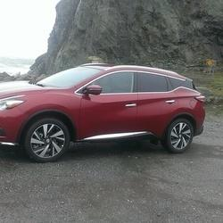 Redesigned for 2015 Meet the New Nissan Murano