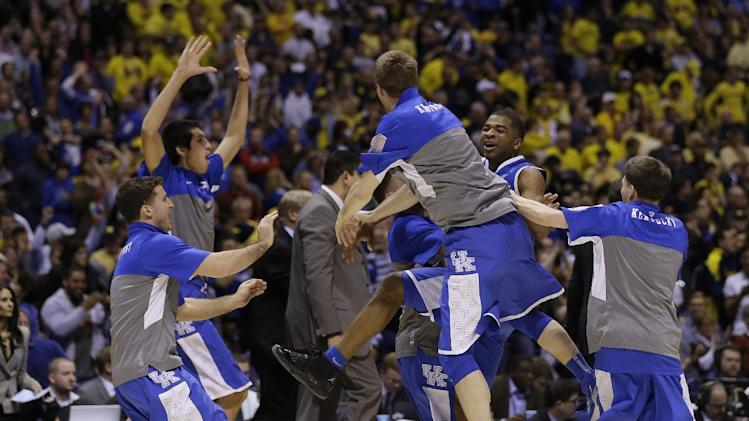 Kentucky finds its way to Final Four