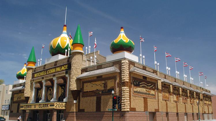 South Dakota's Corn Palace renovations get city OK