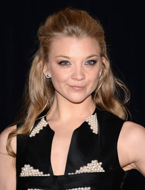 Natalie Dormer attends the White House Correspondents' Association Dinner at the Washington Hilton on April 27, 2013 -- Getty Images