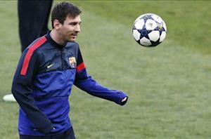 'Magical' Messi boosts Barcelona, admits Alves