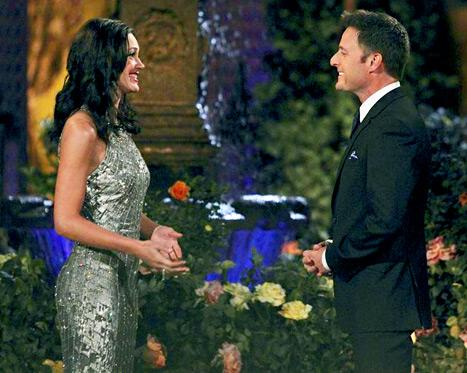 The Bachelorette Season Premiere: Desiree Hartsock Rejects Fantasy Suite Proposition