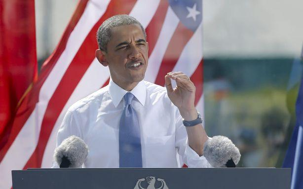 In the Heat of Berlin, Obama Signals He's Finally Ready to Act on Climate Change