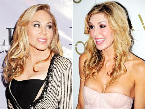 "Adrienne Maloof Slams Brandi Glanville Over ""Hurtful"" Comments"