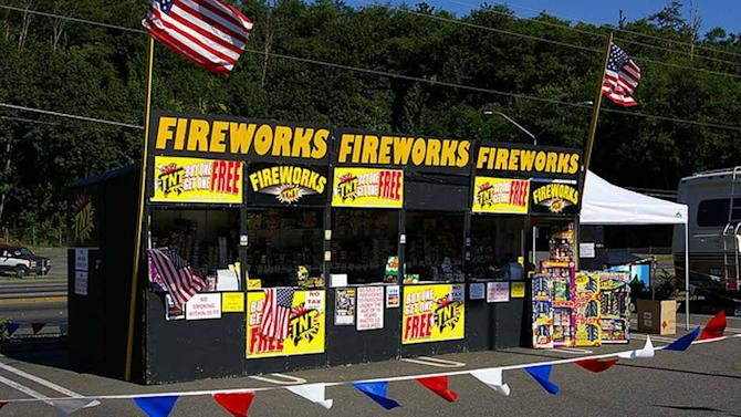 Here Are the Fireworks Laws by Each State