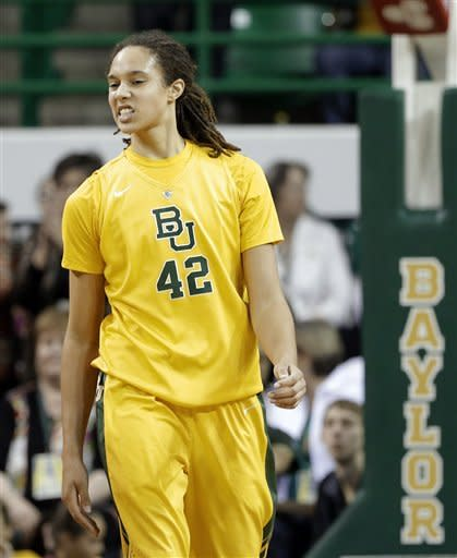 Griner, Baylor women roll past Texas 67-47