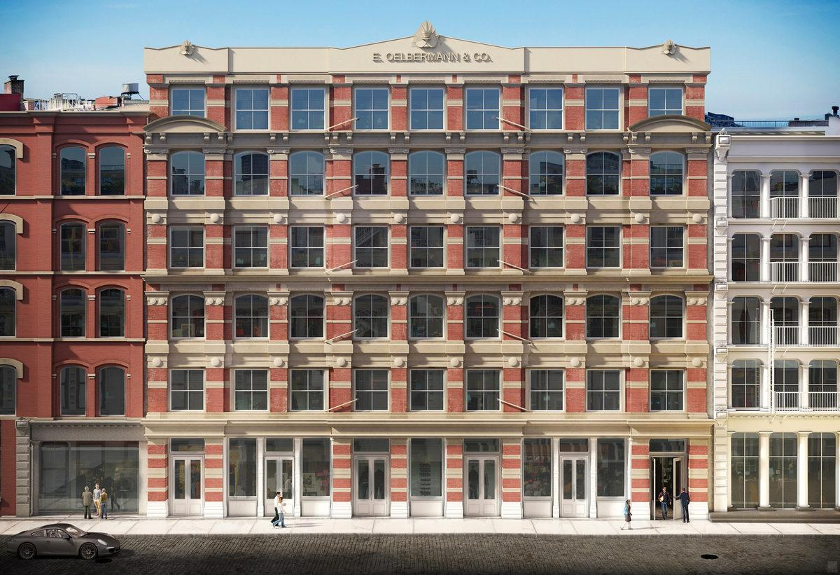 'Exquisite' Condos in Soho's Cast-Iron District Ask From $2.4M