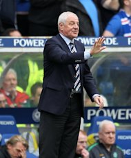 Walter Smith (pictured) was involved in a consortium looking to buy Rangers from Charles Green