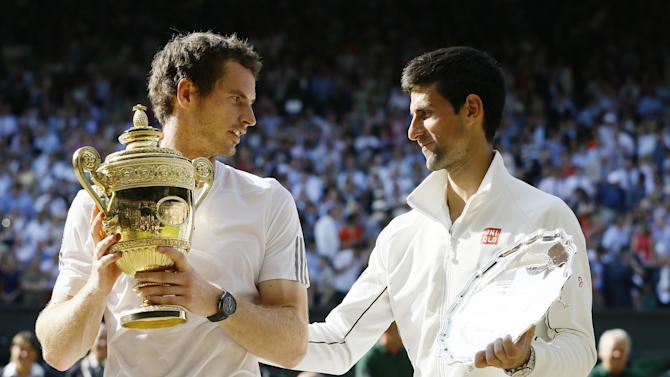 Wimbledon prize money up more than 10 percent