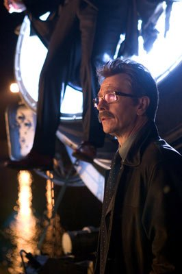 Gary Oldman as Sgt. Jim Gordon in Warner Bros. Pictures' Batman Begins