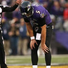 Baltimore Ravens QB Joe Flacco out for season with torn ACL