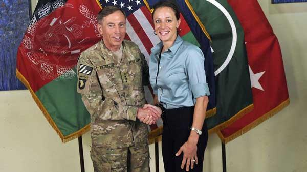 Paula Broadwell emails to Petraeus friend Jill Kelley led to probe