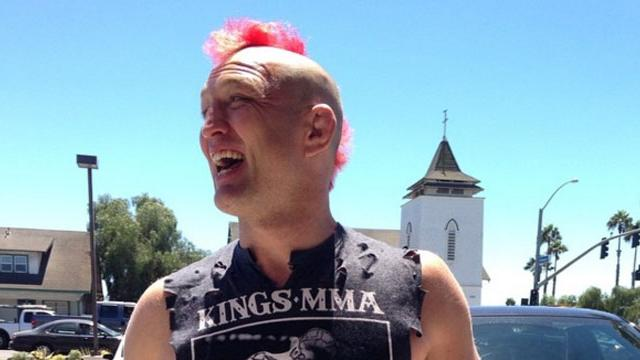 Jason 'Mayhem' Miller Is Making An MMA Comeback And Already Has A Fight Lined Up