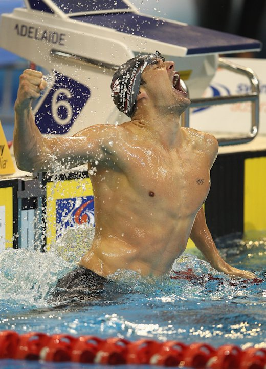 Australian Olympic Swimming Trials: Day 2