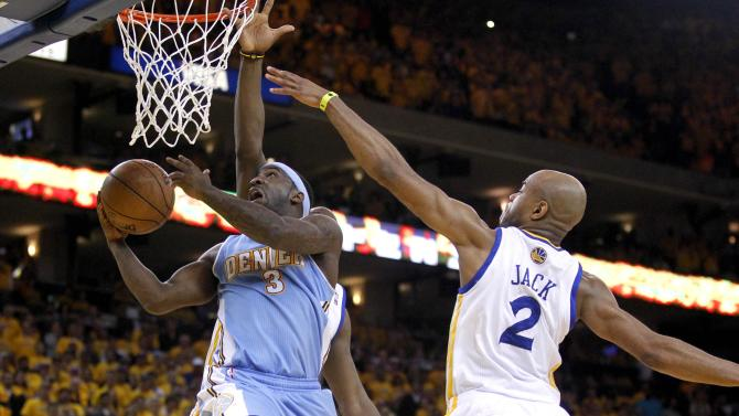 NBA: Playoffs-Denver Nuggets at Golden State Warriors