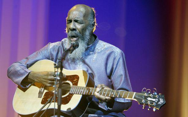 Richie Havens, the Non-Stop Folk Legend Behind 'Freedom,' Has Died