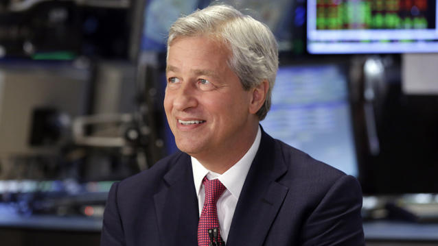 Is Jamie Dimon Still the World's Best Banker?