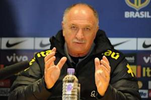 Brazil World Cup squad easy to pick, says Scolari