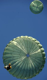 parachutes