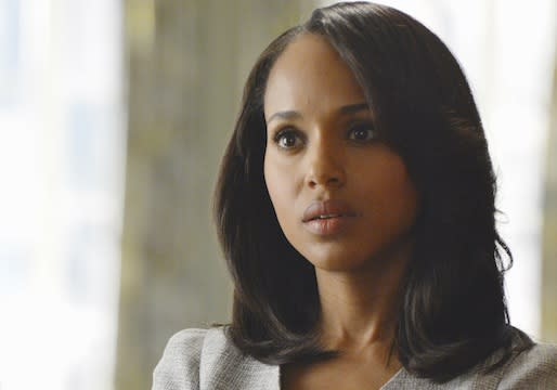 Eye on Emmy: For Kerry Washington, Scandal's 'Level of Excellence' Astounds on a Daily Basis