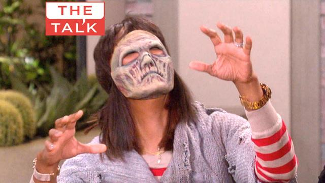 The Talk - Hosts Turn Zombie