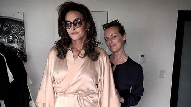 'Vanity Fair' Stylist on Dressing Caitlyn Jenner: 'Everything Looks Good on Her'