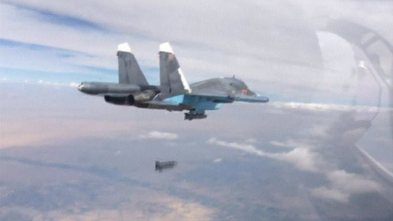 Here's one surprising reason Russia might not want to pick a fight with US planes over Syria