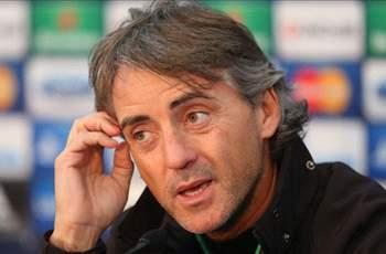 Mancini praises 'strong manager' Martinez ahead of FA Cup final