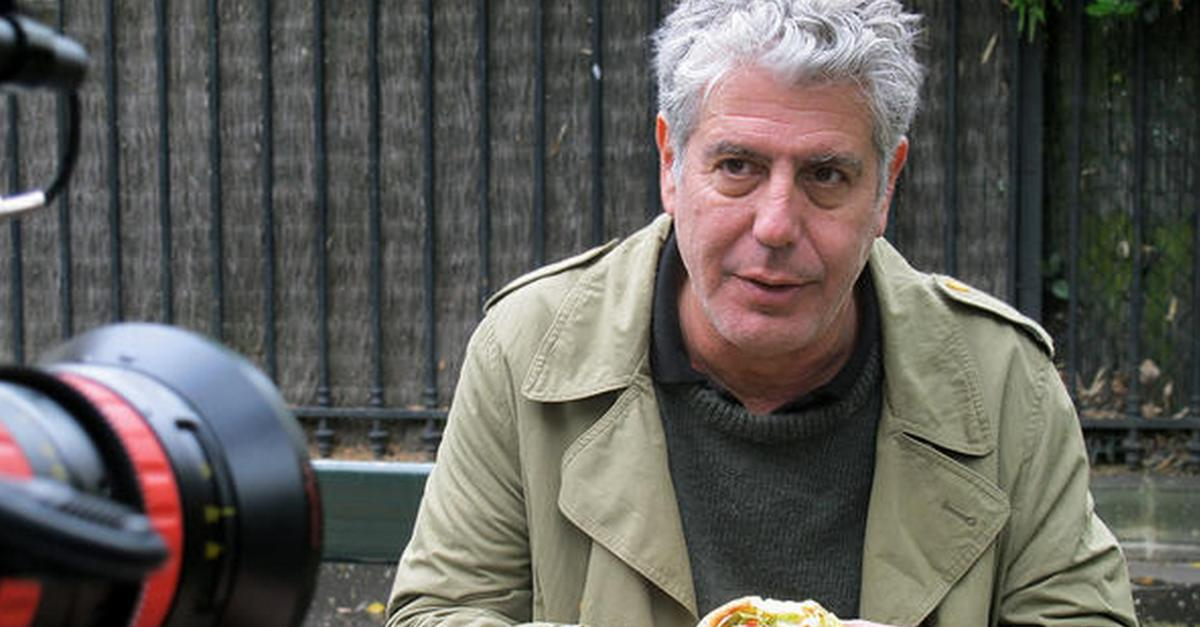 15 Profound Life Lessons From Anthony Bourdain