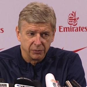 Arsenal's Wenger says they were victims of their own cautiousness against Dortmund