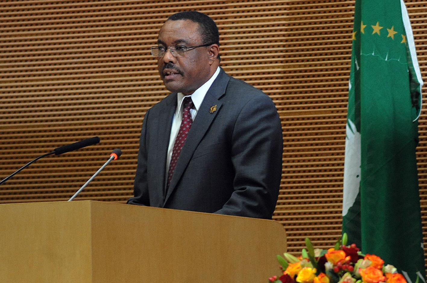 Ethiopian PM backs 'last resort' South Sudan sanctions