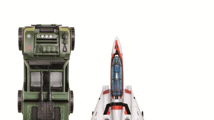 Hasbro 2013 SDCC G.I. Joe Transformers Vehicles