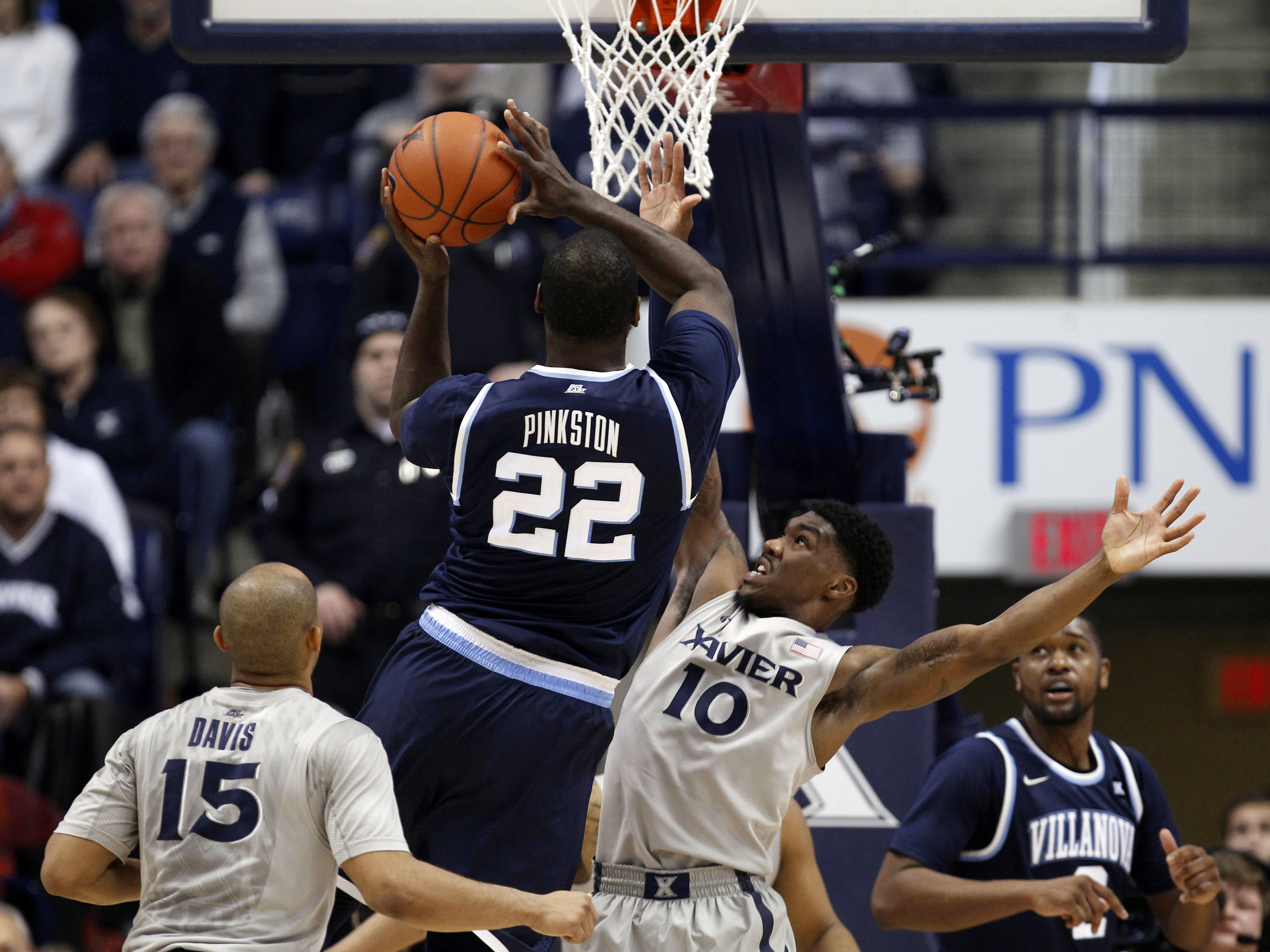 Villanova wins Big East and bolsters case for No. 1 seed against Xavier