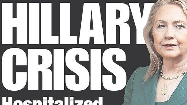 With Hillary in Hospital, Conservatives Backtrack on Fake-Concussion Meme
