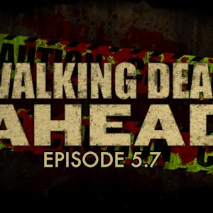Walking Dead Ahead, Season 5 Episode 7