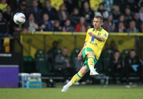 David Fox-Norwich City (Getty Images/Pete Norton)