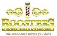 Roosters Men's Grooming Center Offers Father and Son Tradition