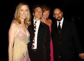 Janel Moloney, Bradley Whitford, Allison Janney, Richard Schiff