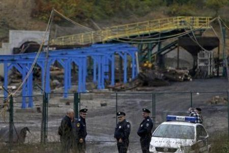Four killed in Bosnian mine collapse