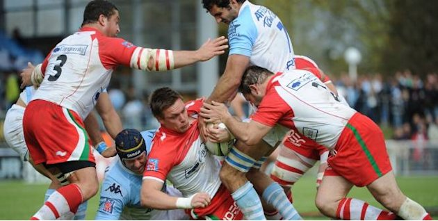 Rugby - Top 14 Déjà le derby basque