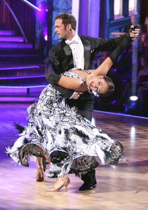 William Levy and Cheryl Burke …