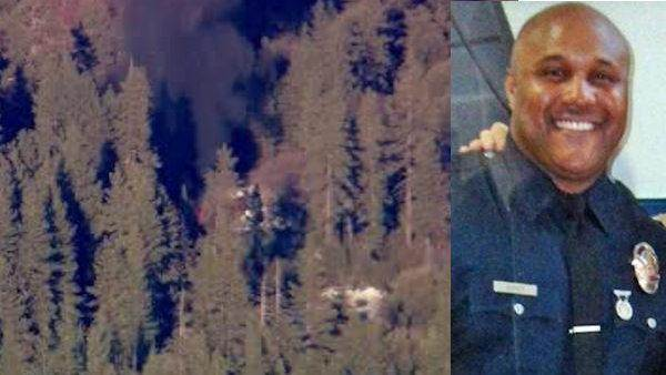 Sheriff: Cabin not purposely burned in firefight
