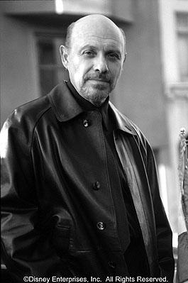 Hector Elizondo as Joseph, Genovia's head of security, in Walt Disney's The Princess Diaries